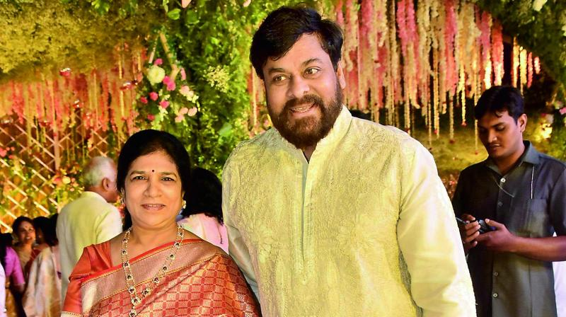 Fresh from Sye Raa Narasimha Reddy's success, Chiranjeevi talks about what stardom means to him, and how blessed he is to have an understanding, and grounded wife.