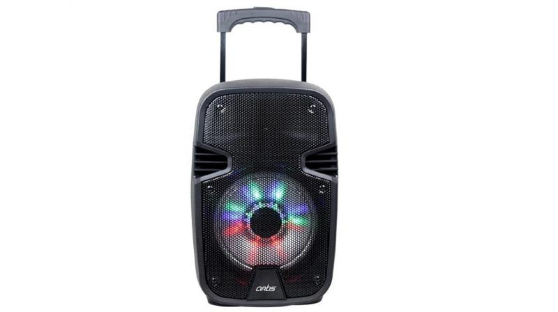 Artis Trolley Bluetooth Speakers Launched In India For Rs 7 749