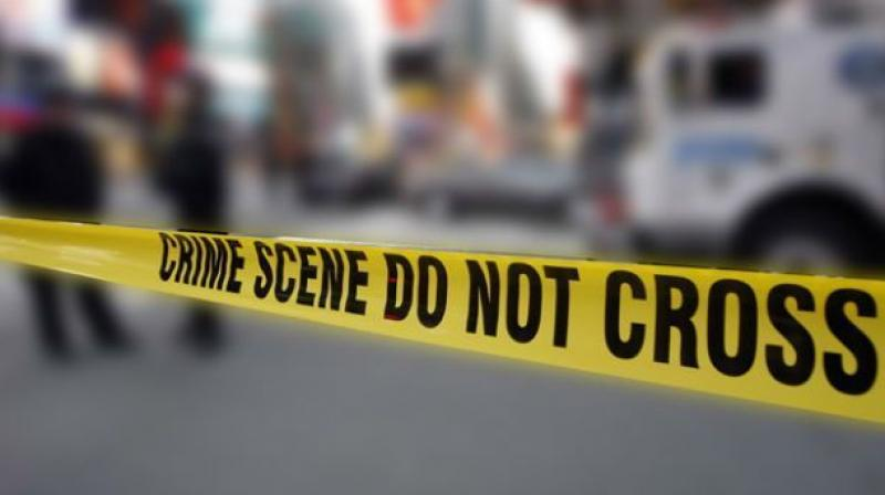 Two men allegedly murdered their younger brother and tried to kill another brother at Madhapur.