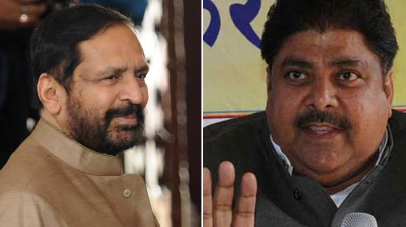The elevation of Kalmadi and Chautala kicked up a storm and stunned the Indian sports fraternity. (Photo: PTI)