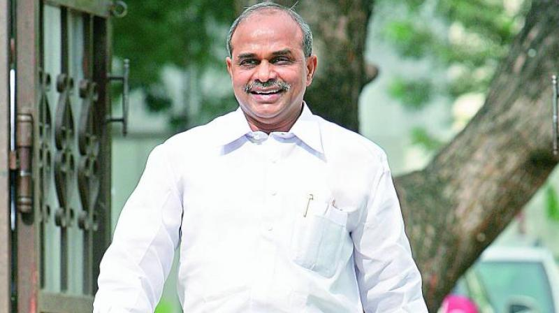 Late Chief Minister Y.S. Rajasekhar Reddy (Photo: DC)