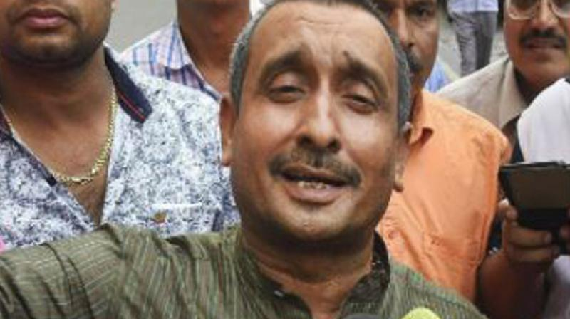 The Central Bureau of Investigation (CBI) is conducting search operations in more than 15 locations, including Unnao rape accused Kuldeep Singh Sengar's residence here on Sunday. (Photo: File)