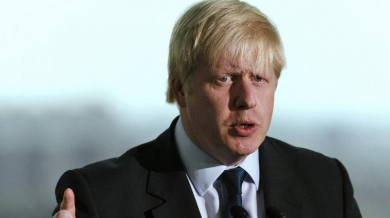 British Prime Minister Boris Johnson on Monday (local time) had a telephonic conversation with US President Donald Trump and discussed a wide range of trade and economic issues, including Brexit. (Photo: File)