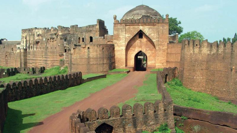 Bidar Fort and monuments in  Kalaburagi and Vijayapura have been proposed for world heritage site tag