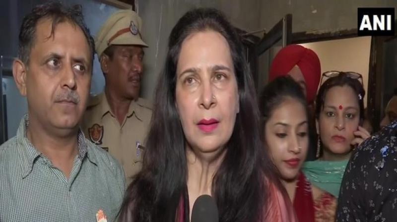 'I was denied the ticket from Amritsar on the ground that I could not win,' Navjot Kaur said. (Photo: File)