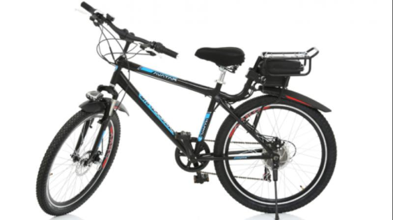 The e-bikes are updated with the latest design and technology and have features of both, automatic driving and pedalling.