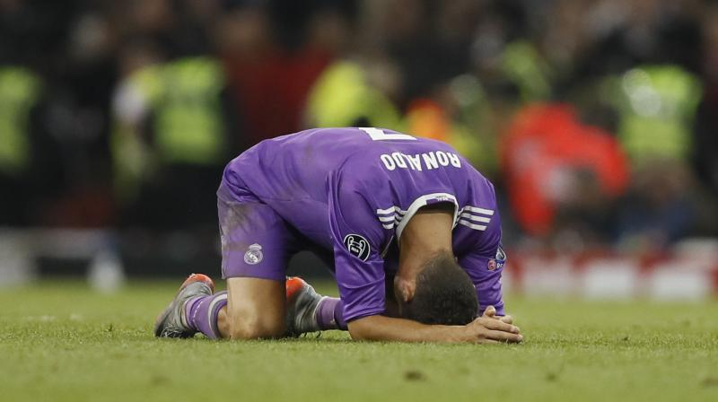 Cristiano Ronaldo (Photo: AP)
