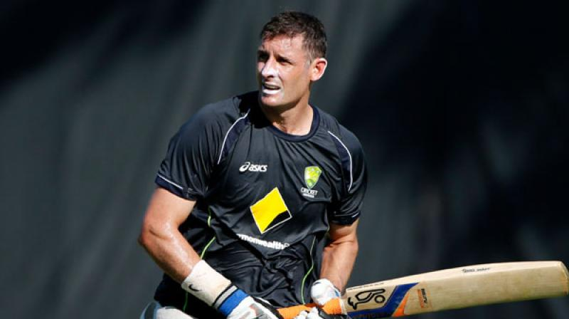 Mike Hussey is the latest great to be brought into the fold after Ricky Ponting joined the backroom staff at the one-day World Cup this year and Steve Waugh helped out during the Ashes series in England. (Photo: File)