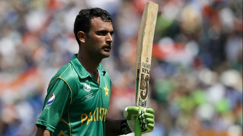 Virat Kohli hailed Fakhar Zaman for his stellar performance against India in the ICC Champions Trophy final. (Photo: AP)