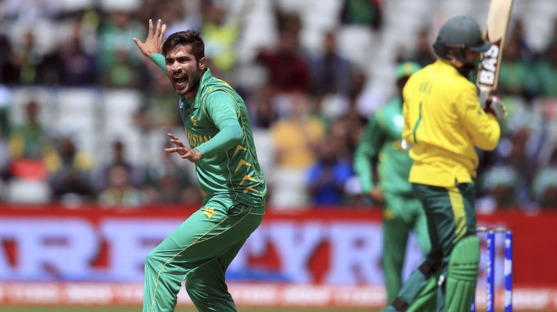 Pakistan's preliminary World Cup squad is largely comprised of young players, with only a handful of veterans -- Sarfraz and Haris Sohail, who played in 2015, as well as Shoaib Malik, who played in 2007, and Mohammad Hafeez, who took part in the 2007 and 2011 tournaments.  (Photo:AP)