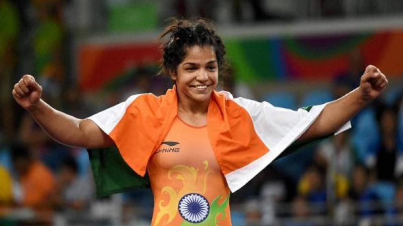 Sakshi  said everyone expected her to bag the gold in the Asian Championship after her Rio display. (Photo: PTI)