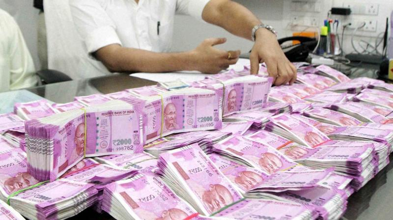 New Rs 2000 notes (Photo: PTI/File)