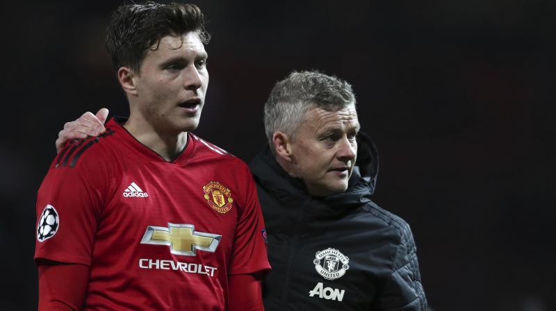 With five matches remaining, United currently standing at sixth in the table, two points behind Arsenal and Chelsea. (Photo: AP)