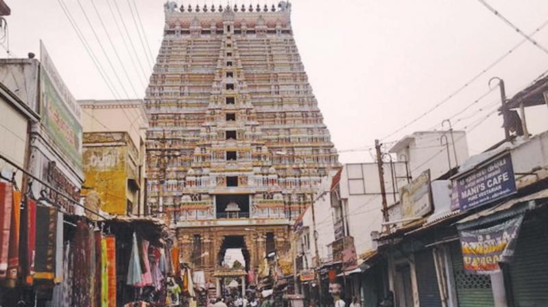 Sri Ranganathaswamy TempleFile photo