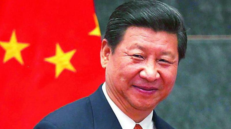 A propaganda app that puts China's powerful president Xi Jinping in anyone's pockets has become a hit in the country – with a helpful nudge from Communist Party officials. (Photo: File)
