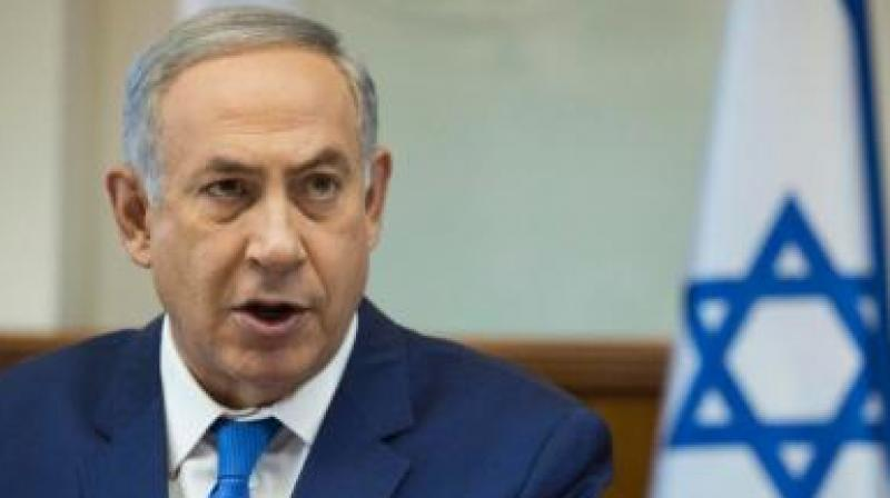 In November, Netanyahu signalled that Israel would take military action in Syria when it sees fit as it seeks to ensure Iran-backed forces stay away from its territory. (Photo: File)