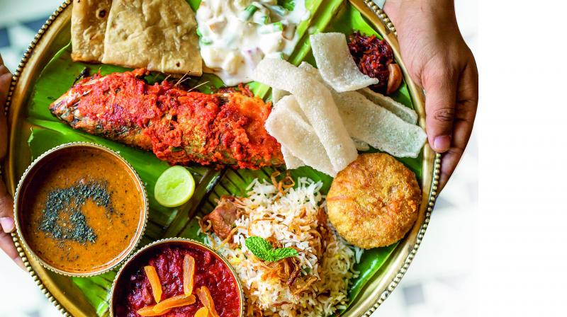 Eat, drink and be merry — The trinity of Parsi culture expresses just what the community is all about. And what better time than to do it at Navroz, the Parsi New Year that marks the beginning of the Iranian Shahenshai Calendar.