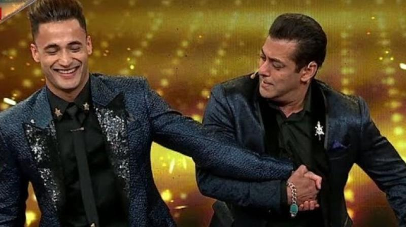 Salman Khan's mentorship spree