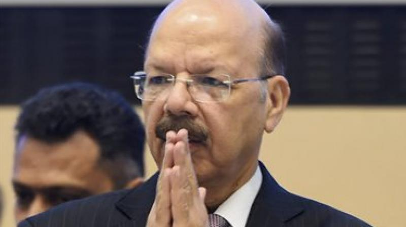 Chief Election Commissioner Nasim Zaidi (Photo: PTI)
