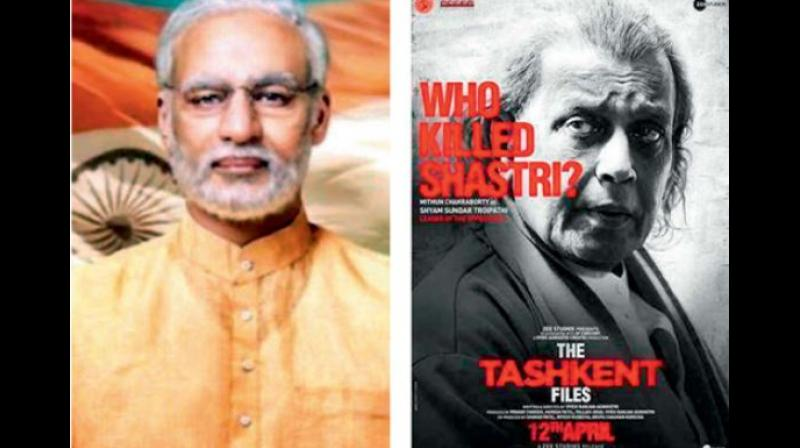 While Omung Kumar's PM Narendra Modi is already embroiled in multiple controversies, the Lal Bahadur Shastri film The Tashkent Files directed by Vivek Agnihotri would prove to be no less contentious as it sheds light on Shastri's mysterious death in Tashkent.