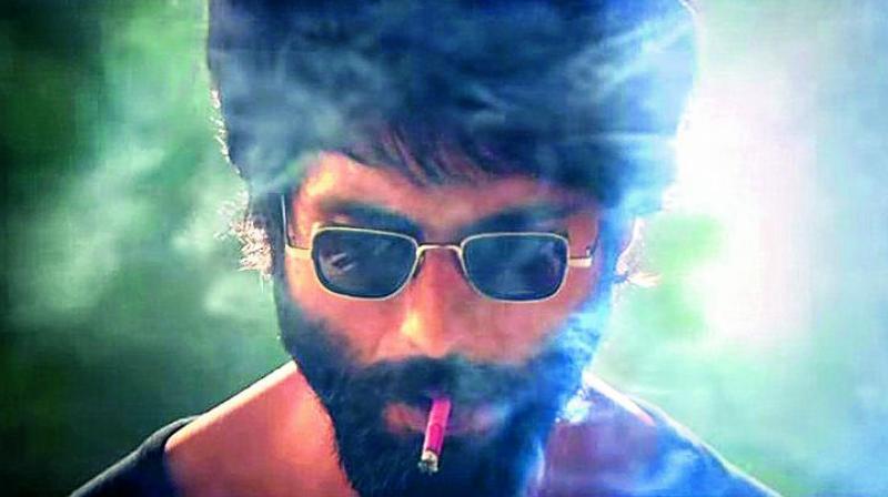 Shahid Kapoor.