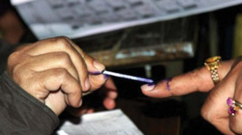 Complete arrangements have been made for conducting the re-poll at 5 booths in 5 Assembly constituencies. (Photo: FIle)