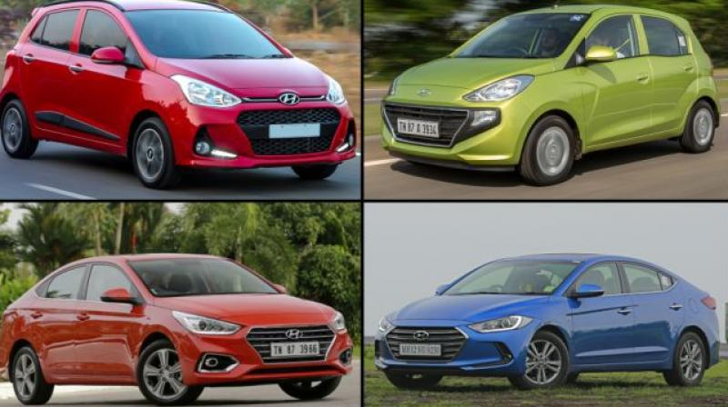 Xcent S Petrol is available with a cash discount of Rs 92,000.