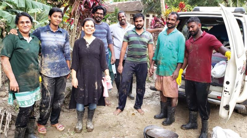 Agents of Hope team at Pandanad