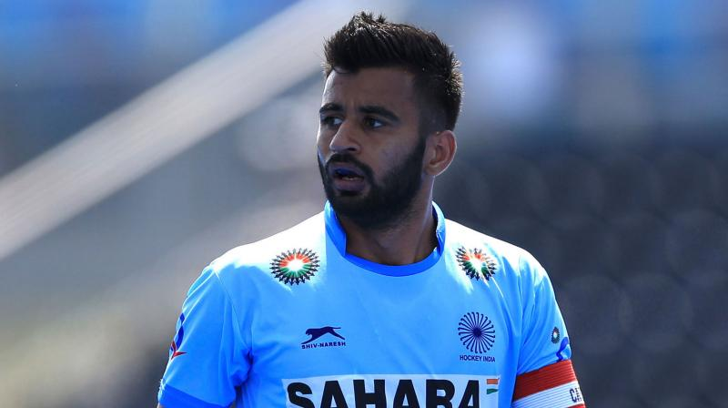 The Indian Men's Hockey team left for New Zealand this morning to play two separate five-day series against Belgium, New Zealand and Japan starting on January 17 at Tauranga and Hamilton. (Photo: AP)