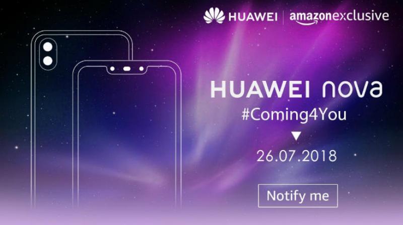 Huawei Nova 3, Nova 3i India launch expected on July 26: All