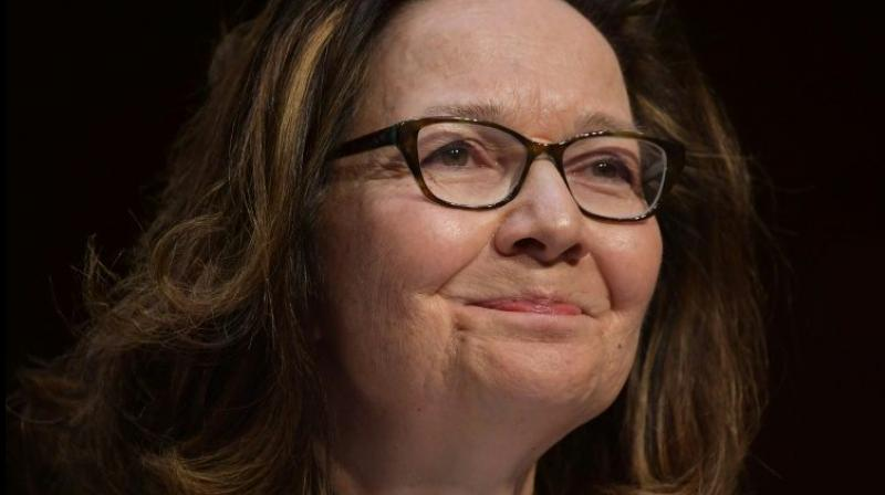 Trump congratulates first female Central Intelligence Agency director Gina Haspel