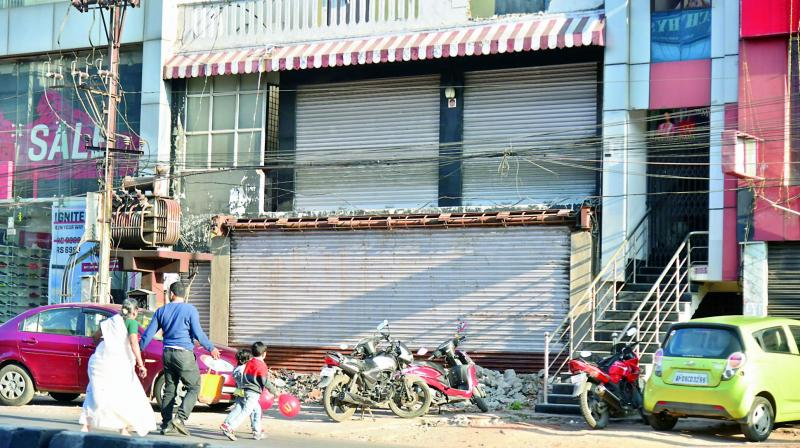 Demand for shops at Karkhana, Alwal dips due to Strategic