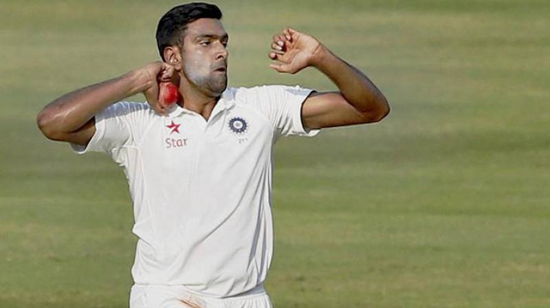 Ravichandran Ashwin slipped to fourth spot in the latest ICC Test rankings for bowlers. (Photo: PTI)