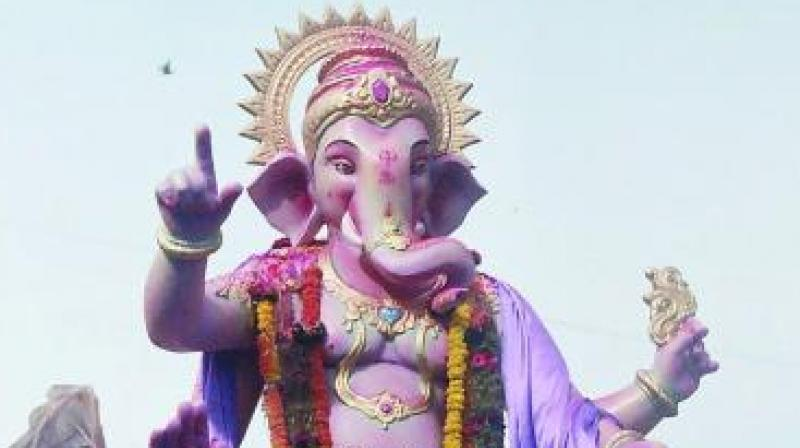 The district administration has earmarked 22 places in the district for immersion of clay idols of Lord Ganesh.