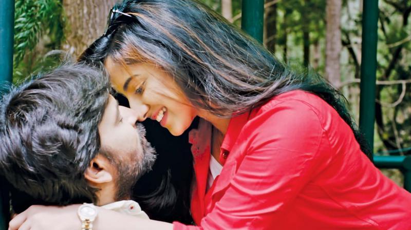 Udhay film - Udhay and Leema