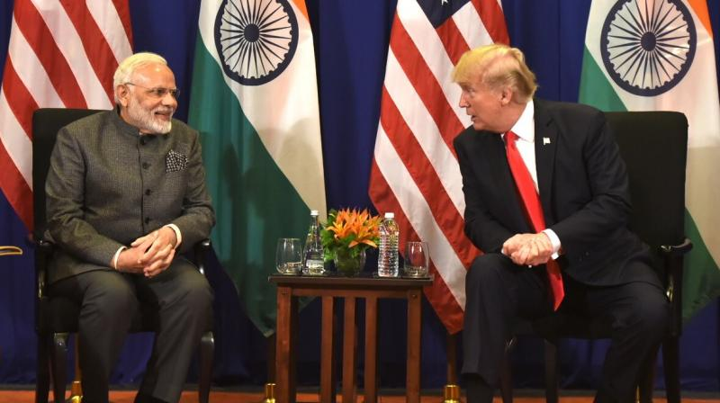 Prime Minister Narendra Modi said he looked forward to hosting the US delegation to the upcoming Global Entrepreneurship Summit, showcasing innovation and collaboration between the two countries. (Photo: Twitter / @narendramodi)