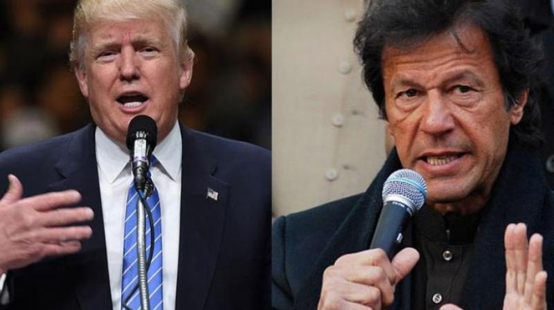 Khan was to be accompanied by Foreign Minister Shah Mehmood Qureshi and other leaders during his visit to the US. (Photo: File)