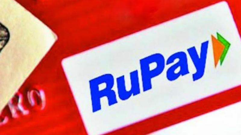 "Whenever a user enters details of the RuPay card, they are told: ""Sorry, your RuPay debit/credit card is not enabled for online transactions, Please contact your bank""."