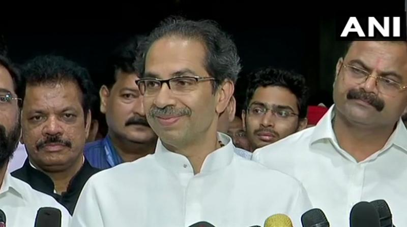 The state government would also come out with a white paper on the financial condition of the state, Thackeray said.  (Photo: ANI)