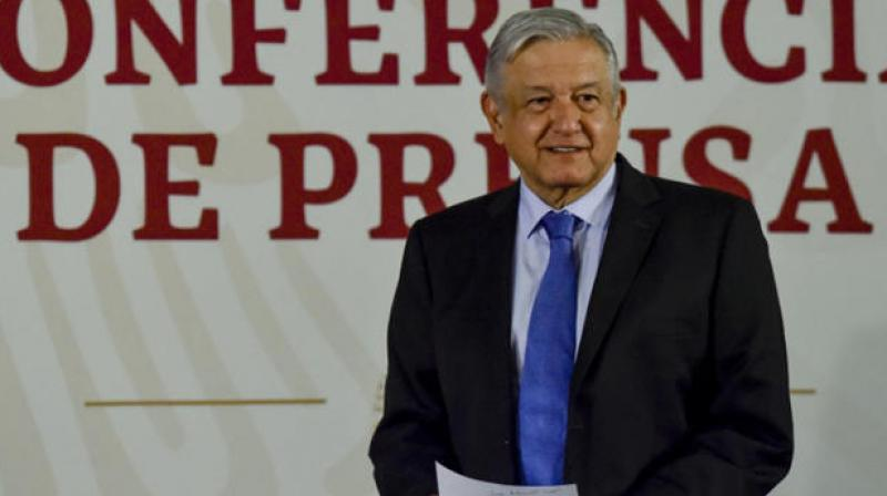 It marked the first time that Lopez Obrador, who has been in office for a year, spoke directly about the circumstances that led to Morales's departure from Bolivia. (Photo: AFP)