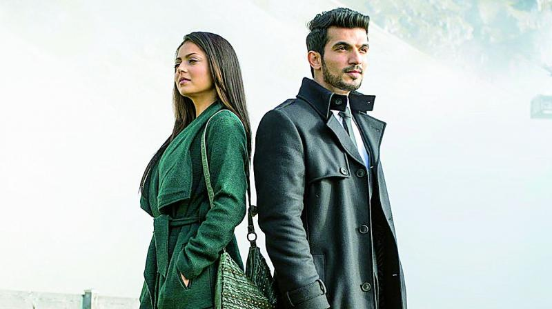 Destiny worked in our favour: Arjun Bijlani