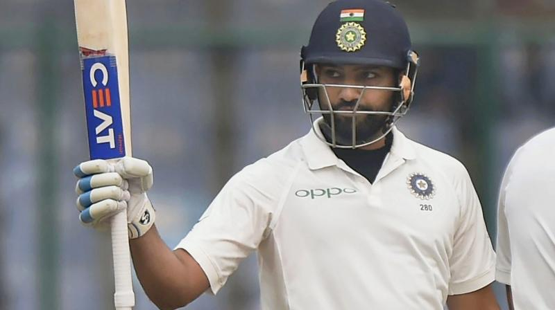 Opening in shorter formats proved to be a boon for Rohit, who said that he will not mind taking a shot at it in Test matches too, if the team management ever considers that as an option in near future. (Photo: PTI)