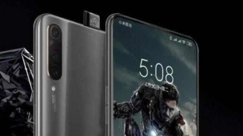 Xiaomi is preparing to debut a handset that could be known as K20 Pro under the Redmi brand. (Photo: Weibo)