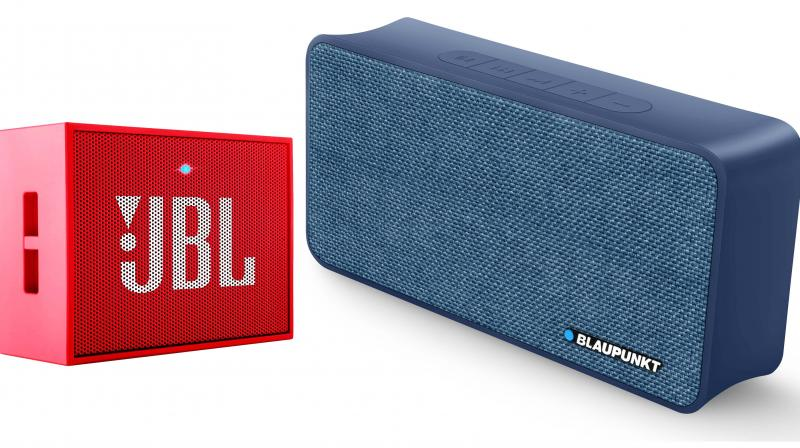 JBL Go+ is a truly handy speaker and fits snuggly in your palm.