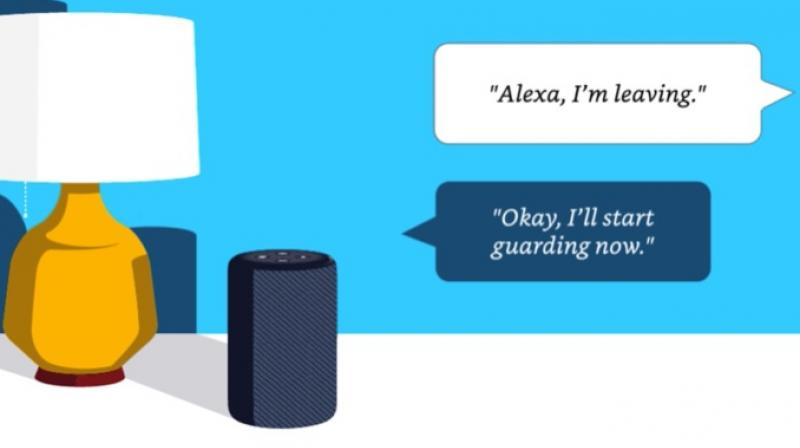 For instance, Alexa can send you Smart Alerts if your connected Echo device detects the sound of smoke alarm or glass breaking.