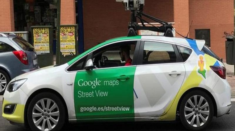 Google said that with Project Air View, information about air quality at the street level can help identify areas where the air quality is poor. (Photo: ANI)