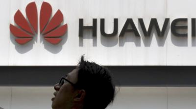 Huawei, the world's biggest maker of such gear, is at the centre of a geopolitical tug-of-war between China and the United States. (Photo: File | AP)