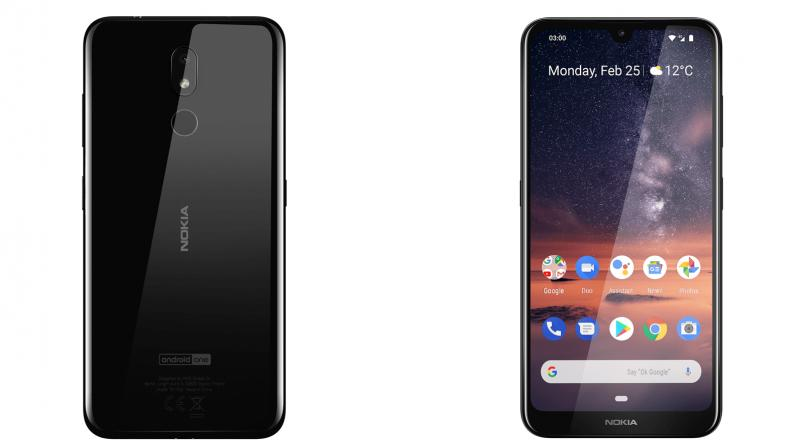 Powered by the Qualcomm Snapdragon 429 mobile platform and available with up to 3/32GB memory configuration, the Nokia 3.2 will get through tasks with ease.