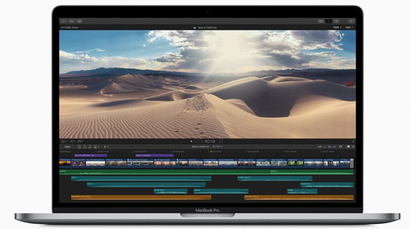The 15-inch MacBook Pro now features faster 6- and 8-core Intel Core processors, delivering Turbo Boost speeds up to 5.0 GHz.