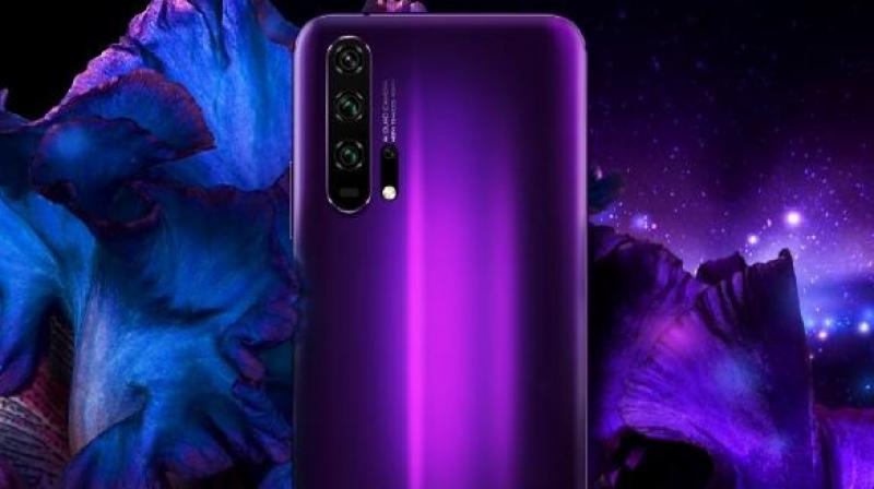 The newly launched flagship HONOR 20 Series has gathered global limelight through its world's first Dynamic Holographic Design and 48MP AI Quad Camera.